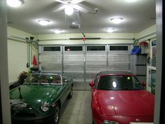 31 Best Garage Lighting Ideas (Indoor And Outdoor) – See You Car From New Point