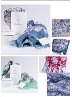 Now choose your scarf !!! at http://www.zampadigallina.com/calabrese-1924-scarves.htm