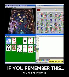 If you remember…
