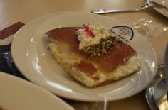 Lebanese Knafeh Jibneh with Orange Blossom Syrup | Maureen Abood