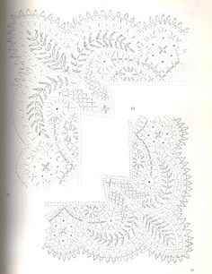 Bobbin Lace Patterns with dead or broken links but picture can still be printed and used.