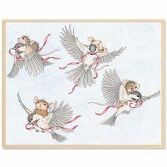 Mice Fly Free