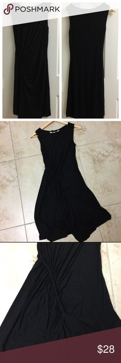 Max Studio Black Dress 👇PLZ READ THE COMPLETE DESCRIPTION BEFORE COMMENTING & OFFERING! Thank u!👇  Never been worn. Find a new home for it. Very nice black sleeveless dress.  Color: black Size: S  Plz understand: ✅REASONABLE offers through offer buttons only ❌LOWBALL offers ❌TRADE Thank u for visiting my closet!  Happy shopping!💖 Max Studio Dresses