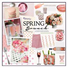 """Spring Brunch"" by szaboesz ❤ liked on Polyvore"