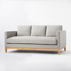 Wood Base Sofa - Threshold™ Designed With Studio McGee : Target