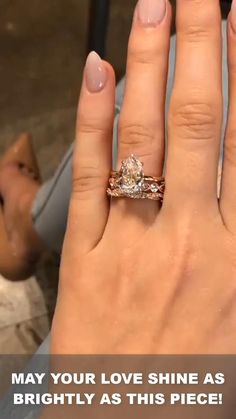 Dream Engagement Rings, Vintage Engagement Rings, Unique Rings, Beautiful Rings, Wedding Jewelry, Wedding Rings, Fashion Jewelry, Women Jewelry, Looks Style