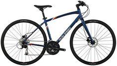 "Raleigh Bikes Raleigh 2016 Alysa 4 Women's Urban Fitness Bike, 15"" Frame, Blue, 15"" / Small Urban Fitness, Raleigh Bikes, Fitness Bike, Workout Machines, No Equipment Workout, Hybrid Bikes, Bicycle, Exercise, Medium"