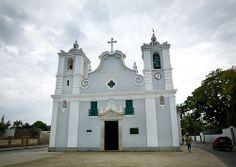 Church In Benguela, Angola