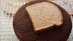 Keep cakes moist by placing a piece of bread on top overnight.