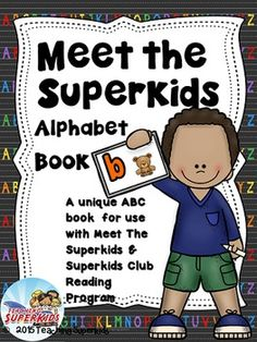 Meet the Superkids ABC Book