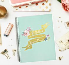 Love this planner!  I've never seen anything else like it.  Perfect to keep my family/home life and my biz organized and sane. A blog planner, etsy planner, personal planner, weekly planner, goal-setter and habit tracker all in one.  Simply the best planner for 2016