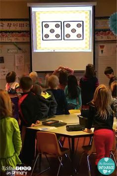 Number Sense Fluency & Fitness - kids say the number and do exercises too