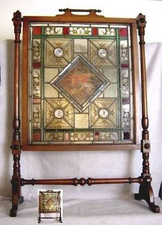 Victorian Fire Screens | Victorian Fire Screen