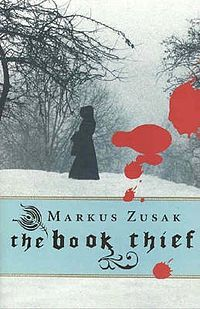 Markus Zusak - The Book Thief. One of the best books I have ever read and one of the best book-to-screen adaptations I have seen.