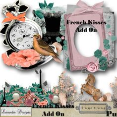French Kisses Add On