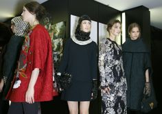 Dolce & Gabbana Ready To Wear Autumn 2014 - Backstage