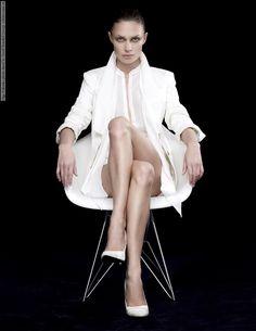 Olga Polienko photo shoot by David Benoliel (2013) #OlgaPolienko #Other