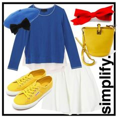 Disney Bound, Disney Dream, Costumes, Princess, My Style, Polyvore, Room, How To Wear, Disneyland Outfits