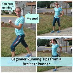 Beginner running tips from a beginner runner - What's up Fagans?