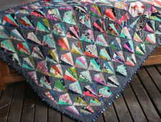 Fans of Cotton + Steel quilt