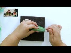 DIY Create a Needle Felted Hummingbird - YouTube