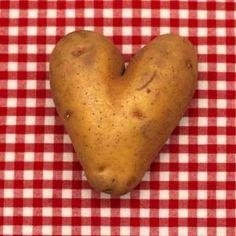 Cómo prepara bolas de puré de patatas #recetas #verduras #hortalizas