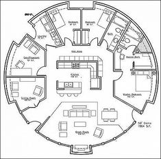 61 Best weird house plans images | House plans, House design ... Anic Dome Window For House Plan on