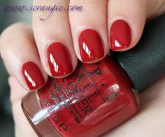 Scrangie: OPI San Francisco Collection Fall/Winter 2013 Swatches and Review