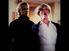 Halloween 2 1981, Halloween Film, Slasher Movies, Horror Movies, Michael Myers, Carpenter, Blood, Films, Random