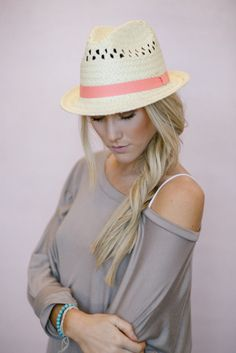 women's summer fedora hats