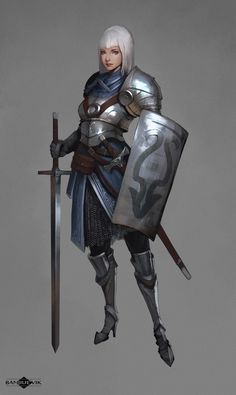 ArtStation - Dark Souls III fanart - souls like armor, Banjiu E'vik