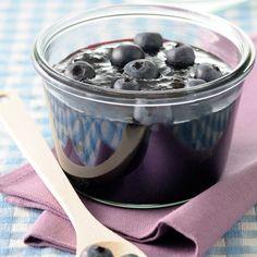 Découvrez la recette Confiture de myrtilles sur cuisineactuelle.fr.