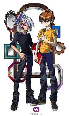 Kubikiri Cycle: Aoiro Savant To Zaregoto Tsukai Sakura Quest, F Movies, Pixel Animation, D Gray Man, Shounen Ai, Cute Art, Art Inspo, Character Art, Concept Art