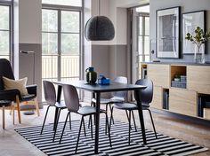 Image result for lisabo table black