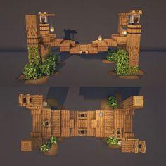 Casa Medieval Minecraft, Minecraft Garden, Minecraft House Plans, Minecraft Farm, Minecraft Mansion, Minecraft Cottage, Minecraft Castle, Cute Minecraft Houses, Minecraft House Designs