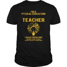 Awesome Tee  Pysical Education Teacher T shirts