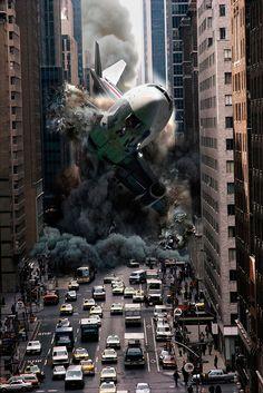 Recipe for Disaster: Digital Art by Steve McGhee