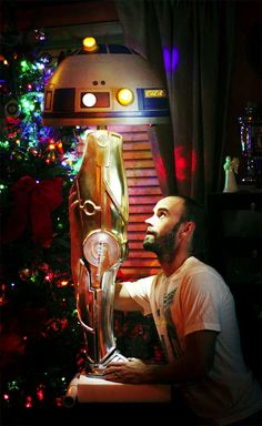 Star Wars Leg Lamp #techgadgets