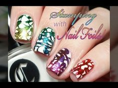Stamping with Nail A
