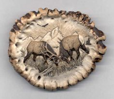 Antler Carvings - Google Search