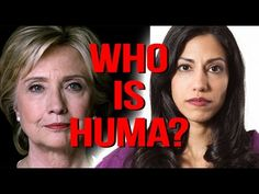 Hillary's #1 aide Huma Abedin: Undeniable ties to terrorists & 9/11 funders (Watch before voting!) - YouTube