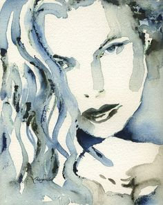 Kim Basinger | Lori Alexander  #illustration - I want an illustration of me like this.