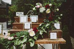 Whimsical Fig House LA wedding
