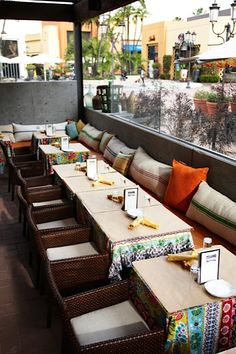 Cucina Enoteca, Irvine (I don't really remember the food, but I do remember the design.)