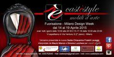 FUORISALONE 2015CASTSTYLE presenta la nuova collezione Le Chiavarine Levaggi by Caststyle , Milano, 2015 - Marzia Bettoli