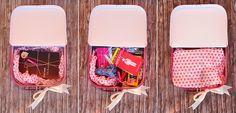 Evi Strobl von Project Pinpoint hat eine tolle Hochzeitsidee zum selbermachen: Den Erste-Hilfe-Koffer für die Braut. Die Anleitung findet ihr hier.