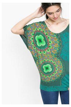 Camisetas & Tops Desigual Camiseta Yanira