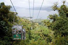 Sky Tram - Sky Trek Arenal Volcano Tour