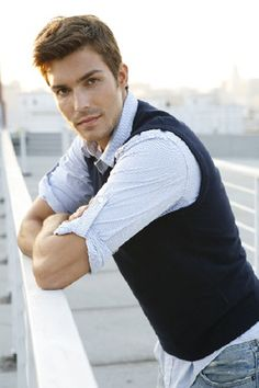 Peter Porte... Young and the Restless /// oh yea Ricky is all grown up.