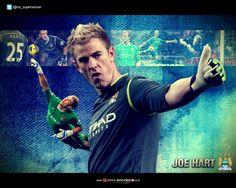 Joe Hart Wallpaper HD 2013 #2